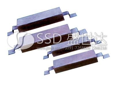 Aluminum alloy sacrificial anode