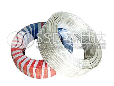 Magnesium ribbon sacrificial anode