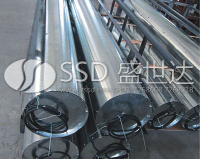 Pre-packaged(chromium)high silicon cast iron anode