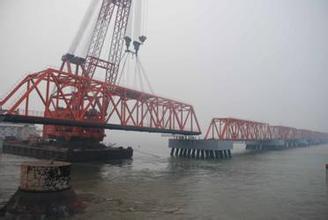 曹妃甸矿石码头二期钢管桩防腐工程