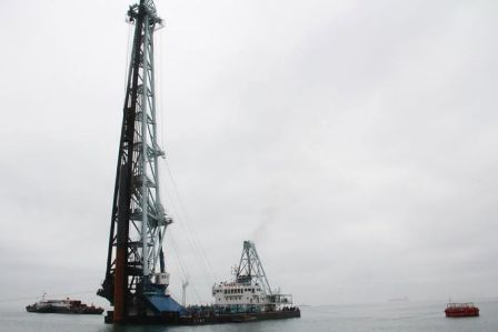 珠海港万山港区桂山油库码头多点系泊码头技术改造工程