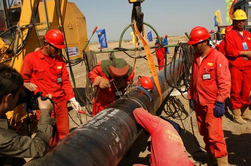内蒙古西部天然气管道长呼复线工程阴极保护项目