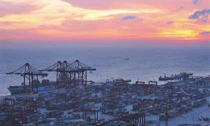锦州港航道导标工程钢管桩牺牲万博客户端手机版防腐工程