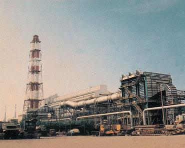 宝钢集团公司二期焦化防腐保温工程