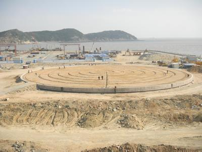 福建泉州青兰山油库输油管道工程阴极保护项目
