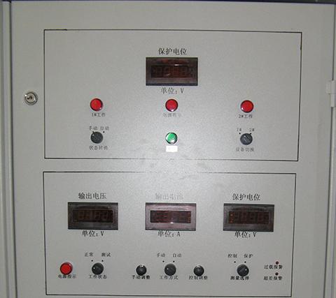 二合一恒电位仪
