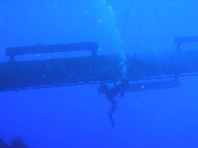 水下焊接施工 (4)